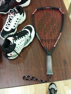 Ektelon ESP RG Toron Racquetball racquet