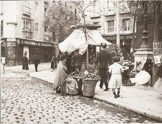Madrid antiguo. c 1900