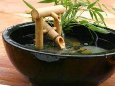 """Shishi Odoshi """"Deer Chaser"""" Bamboo Fountain"""