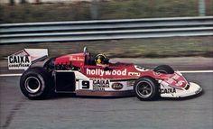 1977 Alex Ribeiro, March
