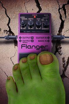 Flanger - The Flanger Gets a Face-Lift Boss Effects, Boss Pedals, Free Iphone Wallpaper, Pedalboard, Guitar Pedals, Latest Music, Music Stuff, Tech, Album