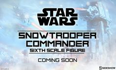 Snowtrooper Commander | Preview | STAR WARS | Episode V : The Empire Strikes Back (1980) | Sideshow Collectibles Figures