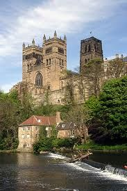 Durham Cathedral UK.  We went to a lovely wedding here