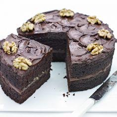 Cakes chocolate beer cake