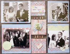 Gallery Wall, Scrapbooking, Frame, Decor, Picture Frame, Decoration, Scrapbooks, Decorating, Frames