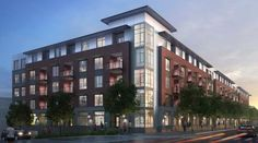boutique 5 story apartment, denver - Google Search