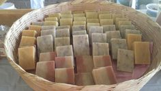 All natural soaps by Konadu Body Care