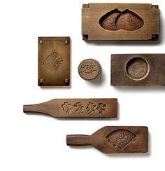 wagashi moulds