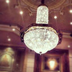 pmwl:    Jeddah Hilton chandelier.