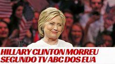 Será que A Hillary Clinton Morreu no Dia 11 de Setembro, Clone, Demonio,...