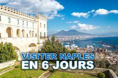 Conseils pour visiter Naples en 6 jours ! Vous partez en Italie et plus précisément à Naples Travel Advice, Mansions, House Styles, Places, Tv, Travelling, Ideas, Advice, Travel