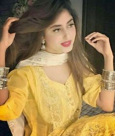 Image may contain: 1 person, closeup Sajal Ali Wedding, Sajjal Ali, Pakistan Fashion Week, Punjabi Models, Pakistani Dresses Casual, Prettiest Actresses, Indian Bridal Fashion, Stylish Girl Pic, Bnf