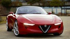 Alfa Romeo 2uettottanta Consept by Pininfarina - 2010