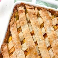 Cooking with K: Apple Dumplings Cobbler {This could become one of your favorite apple desserts! Peach Cobbler Crust, Apple Cobbler Easy, Homemade Peach Cobbler, Fresh Peach Cobbler, Fruit Cobbler, Apple Cobbler Recipe With Pie Crust, Southern Apple Cobbler Recipe, Apple Dessert Recipes, Apple Recipes