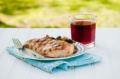 Lemon Sugar Grilled Chicken- the perfect #WeekdaySupper recipe for summer.