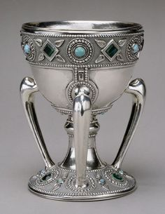 Objetos de Arte - Taça Tyg (1905)