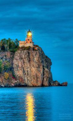 Split Rock Lighthouse - Split Rock State Park, Minnesota