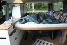 MOVOVAN campervan furniture