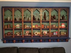 My attempt to building Moroccan style shelving