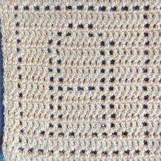 Alphabet in Filet Crochet, KreaIdaDesign: Karklud Alfabetklude Bobble Stitch Crochet, Crochet Cowl Free Pattern, Filet Crochet, Crochet Blanket Patterns, Baby Blanket Crochet, Crochet Baby, Knit Crochet, Crochet Blankets, Crochet Potholders