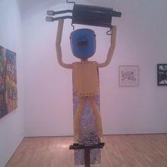 by planete3w: Art contemporain au #smak de #gand #visitgent