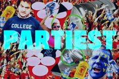 TOP PARTY COLLEGES IN THE US
