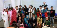 International Night 2014 at Edmonds Community College. http://studyusa.com/
