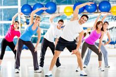 5 Fitness Classes & Spa Facilities