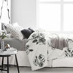 The Emily & Meritt Cabana Stripe Comforter + Sham