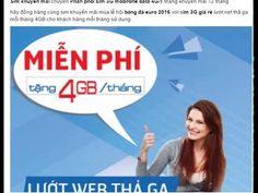 Sim 3G Mobifone giá rẻ, Phân phối sim F500 ưu đãi 48GB trong 12 tháng