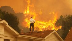 Wildfires are a force to be reckoned with, and when they start threatening your home, the time to plan is over.