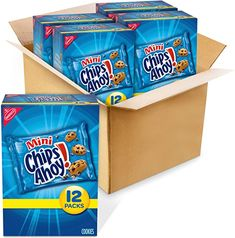 Chips Ahoy Cookies, Mini Cookies, Mini Chocolate Chips, Chocolate Chip Cookies, Mini Chips, Snack Recipes, Snacks, Perfect Party, Pop Tarts