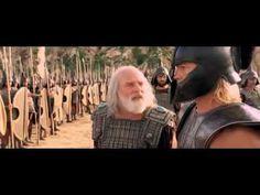 """Troya - Aquiles """"Por eso nadie recordará tu nombre"""""""