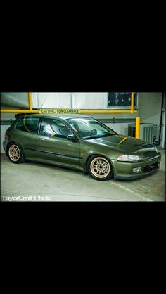 Honda eg hatchback