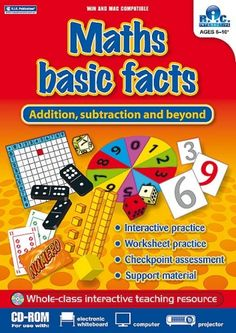 basic maths facts Paul swan - great for the smartboard