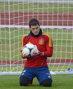 Iker Casillas (Espagne)