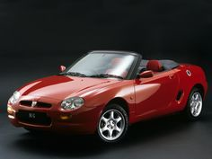 MGF '1995–99 Mg Midget, Mg Cars, Vw Bus, Jaguar, Cars And Motorcycles, Cool Cars, Super Cars, Transportation, Classic Cars