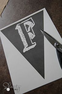 Banner Letters | 42 Amazingly Fun And Useful Things You Print For Free