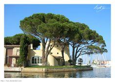 Port Grimaud France #portgrimaud www.facebook.com/grimaudtourisme