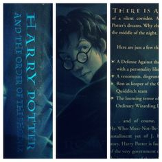 Year Five #harrypotter #picstitch