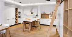 Kuchyňa Provance style – novinka 2015 Matte Black, Kitchen Design, Kitchen Ideas, Interior Design, Table, Bed, Furniture, Home Decor, Kitchens