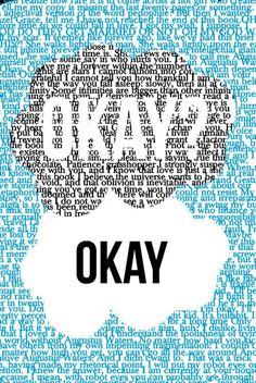 Okay? Okay