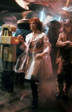 Zhora (Joanna Cassidy) - Blade Runner
