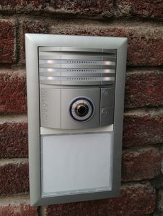 Mobotix Front Door video intercom for your home or business by EOS Digital Services