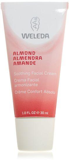 Weleda Organic Almond Soothing Natural Facial Cream 30ml: Amazon.co.uk: Beauty