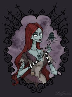 Sally by IrenHorrors on DeviantArt