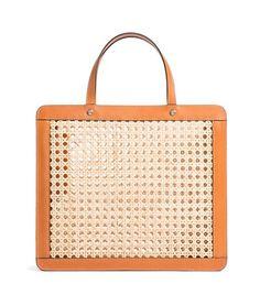 Rattan bag classic