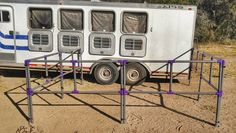 Honey-Do Box Set Horse: (6 Panels; 2 Rails)