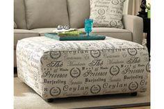 Alenya Ottoman | Ashley Furniture HomeStore