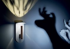 """2nights - """"During my many journeys, hardly ever have I found a multi-faceted versatile product that could illuminate a book while you are lying on your bed and lend a relaxed atmosphere to the room. Not the shape, rather, the functionality of the object: 2nights was conceived bearing this in mind."""" cit. Davide Oppizzi #design #lighting"""